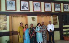 ICMR Team Visit