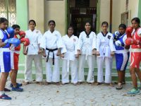 MARTIAL ARTS -TEAM