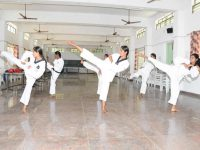 CENTRE FOR MARTIAL ARTS-Taekwondo