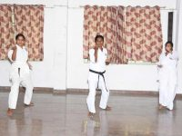 CENTRE FOR MARTIAL ARTS-karatte