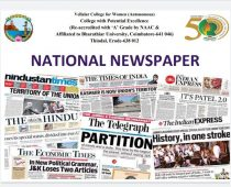 15 N-Newspaper Day