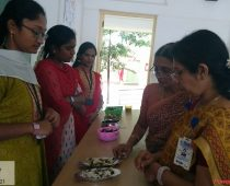 HWC-G6-cookery Competition on Recepies Using Millets